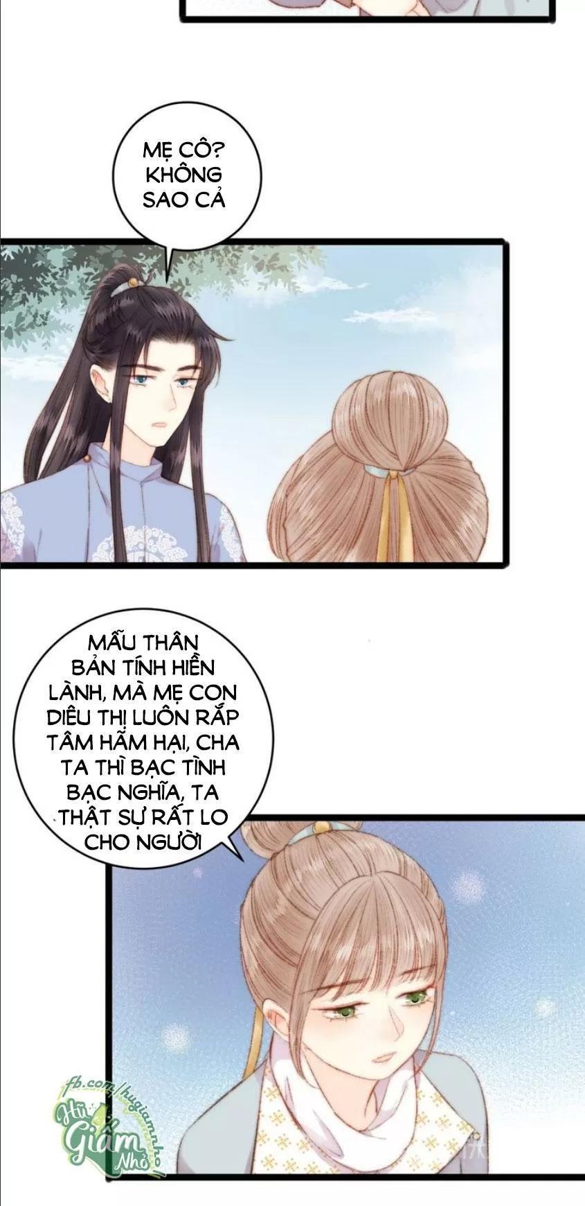 Nàng Phi Cửu Khanh - Thần Y Kiều Nữ chap 50 - Trang 7