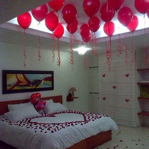 Decoraci n de habitaciones para san valent n 5 - Fotos de habitaciones decoradas ...