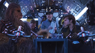 Regrabando las escenas con Ron Howard