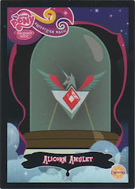 My Little Pony Alicorn Amulet Series 2 Trading Card