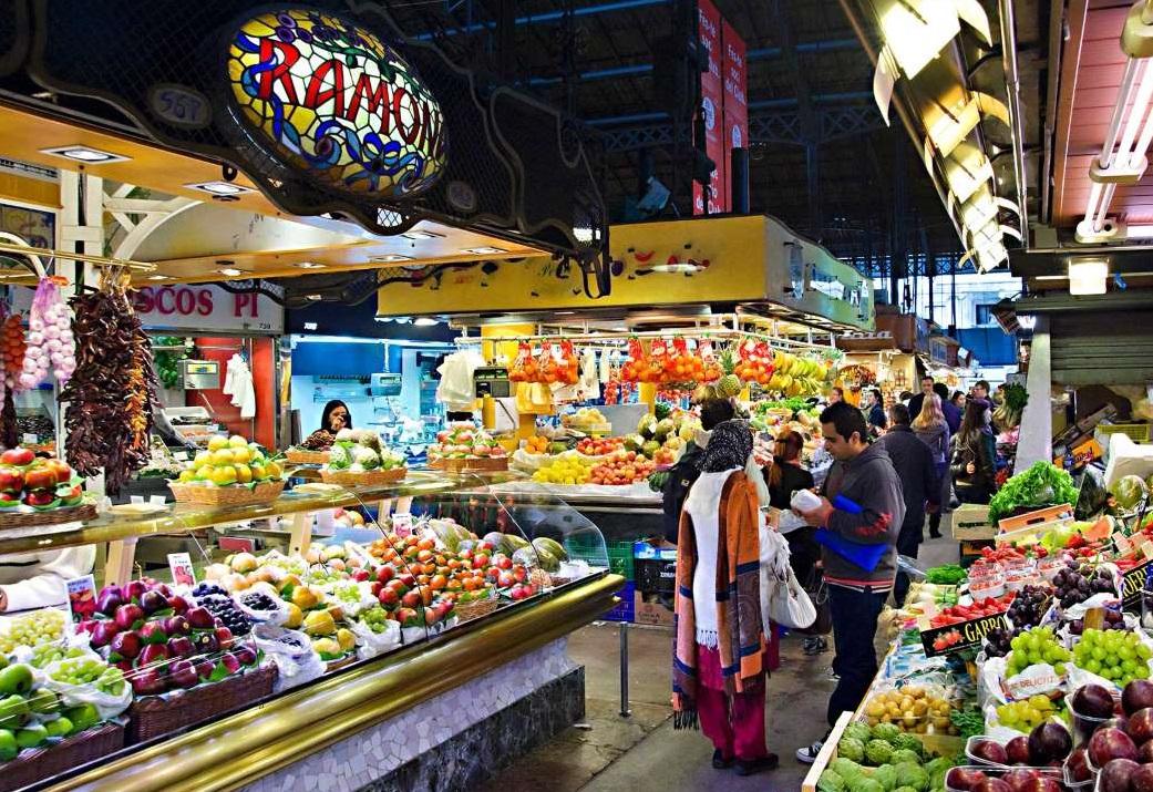 Pasar Tradisional Menurut Ilmu Marketing