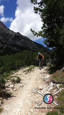 Biketouren Cortina