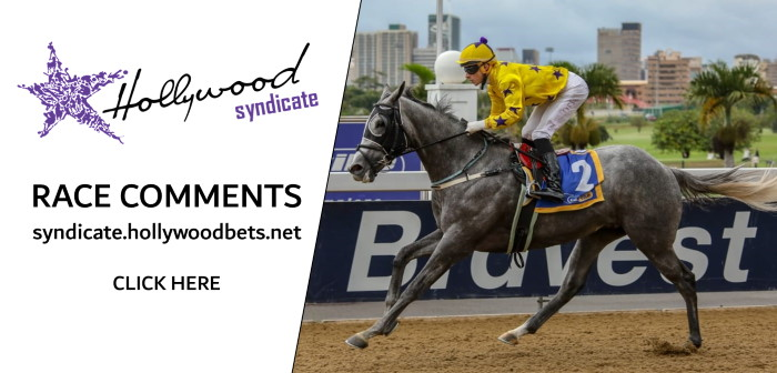 Hollywood Syndicate - Race Comments