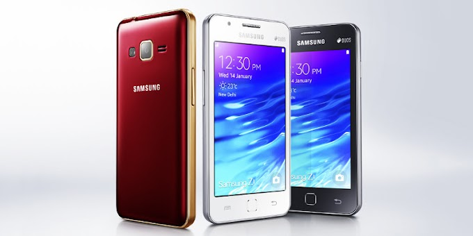 Samsung Z1 officially announced in India – a Tizen powered, sub-$100 smartphone