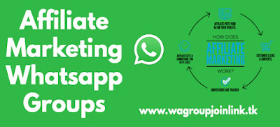 Affiliate marketing whatsapp group
