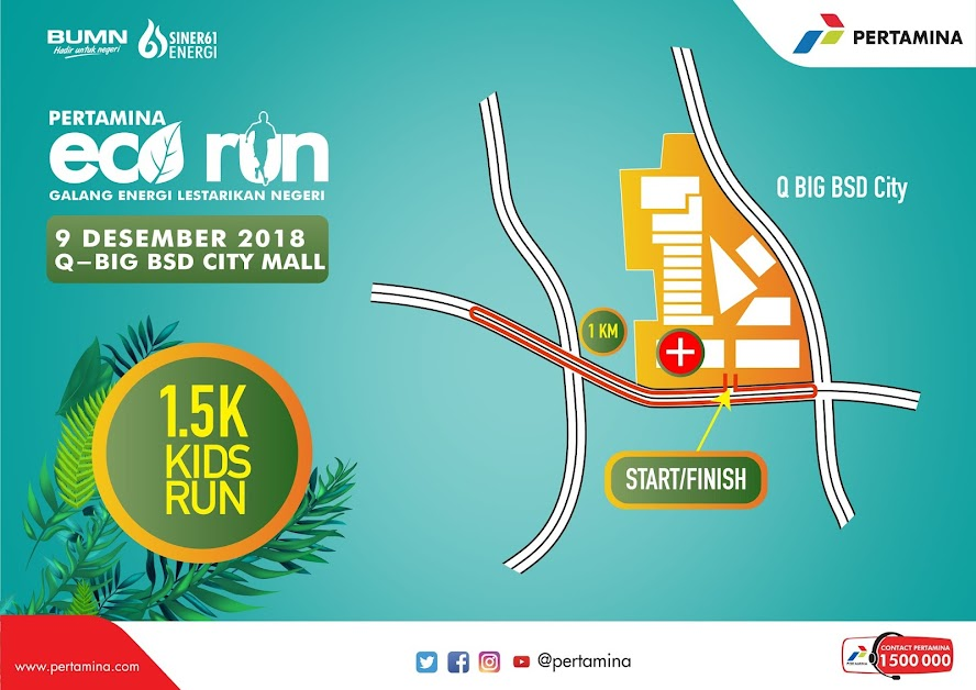 Pertamina Eco Run • 2018 1.5K