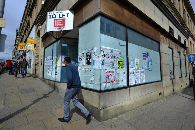 Bradford city centre shopping area suffered worst decline in Yorkshire last year, new figures show