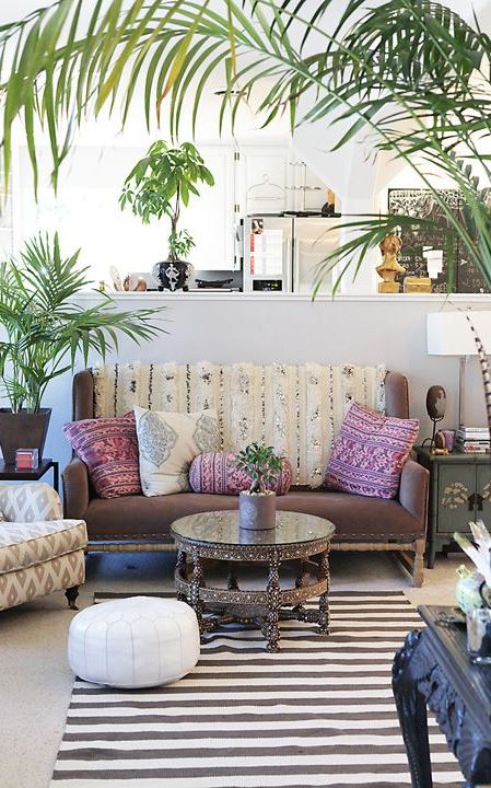Ideas For Introducing Pastels Into Your Interior Bohemian Glamour: fifty Ways to Incorporate Color Into Your Home