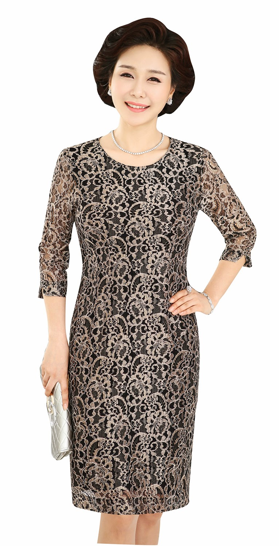 Middle-Agedolder Womens Fashion Clothing Apparel-9797