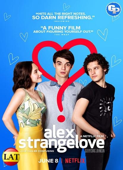 Alex Strangelove (2018) LATINO