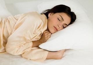 كيفية التخلص من سيلان اللعاب وقت النوم !