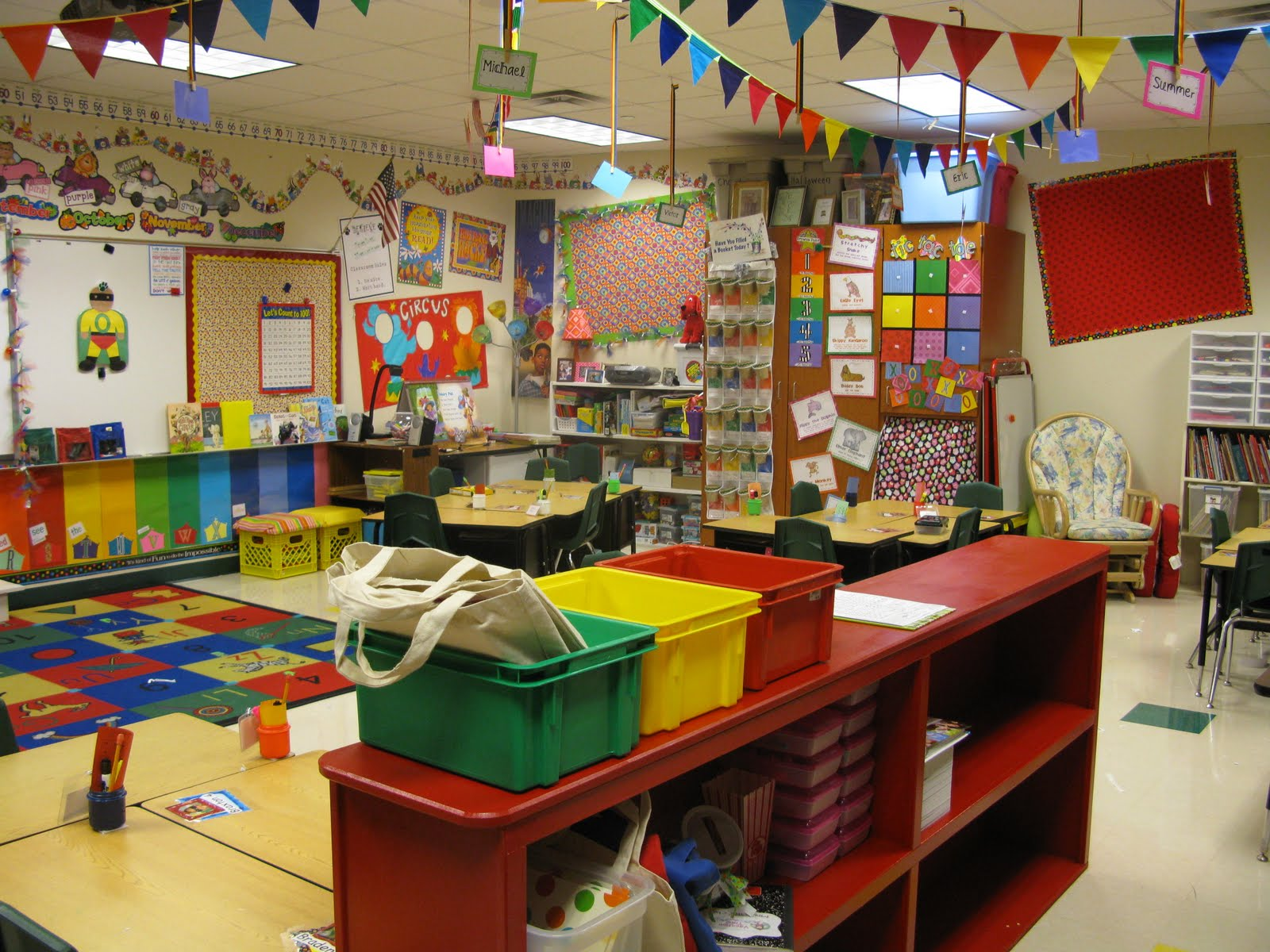 Kindergarten Classroom: Pencils, Paper And Pixie Dust: Finally...My Home Away From