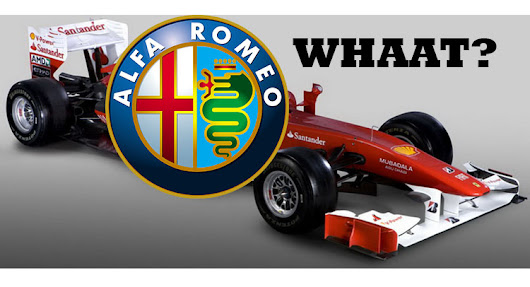 Marchionne Wants Alfa Romeo Back In F1 With Own Team