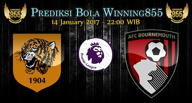 Prediksi Skor Hull City vs AFC Bourmeouth