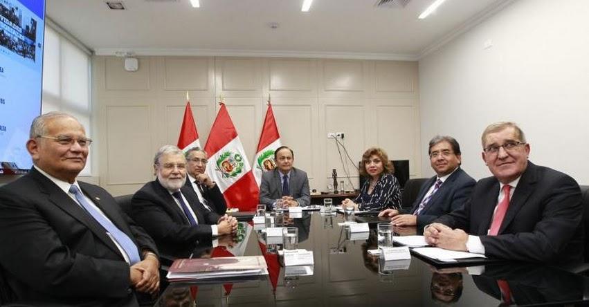 JNJ: Convocarán nuevo concurso público de méritos para elegir a los miembros de la Junta Nacional de Justicia - www.comisionespecialjnj.gob.pe