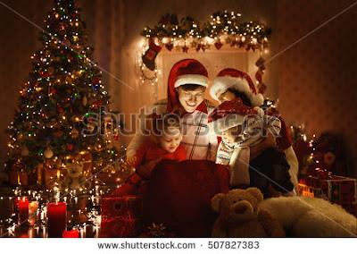 Feliz Natal para você e a todos que você considera Familia!