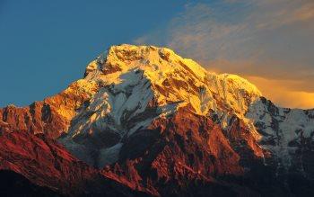 Wallpaper: Dhaulagiri Mountain