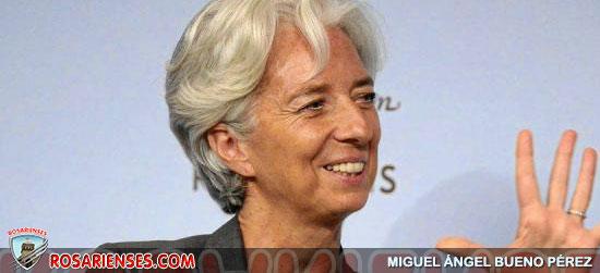 La Directora del FMI llega hoy a Colombia y se reunirá con Santos | Rosarienses, Villa del Rosario