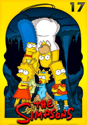 The Simpsons (TV Series) S17 DVD R1 NTSC Latino