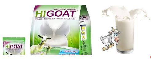 Info Daftar Harga Susu Bubuk Kambing Etawa
