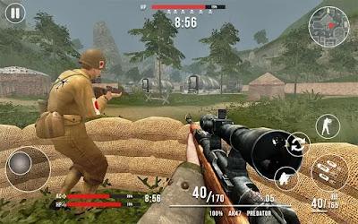 Download American vs Japanese Sniper Mod (infinite money) Offline gilaandroid.com