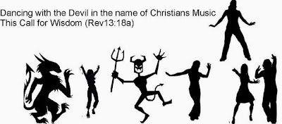Demonic Movies, Music And Dancing In The Church
