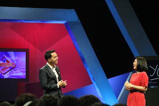 Merry Riana, Safir Senduk dan Edvan M Kautsar dalam Acara I'm Possible Metro TV : YOU ONLY LIVE ONCE