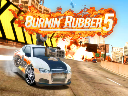 Burnin' Rubber 5 HD Game Free Download