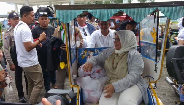 Alasan Anies Baswedan Ngotot Legalkan Becak di Jakarta