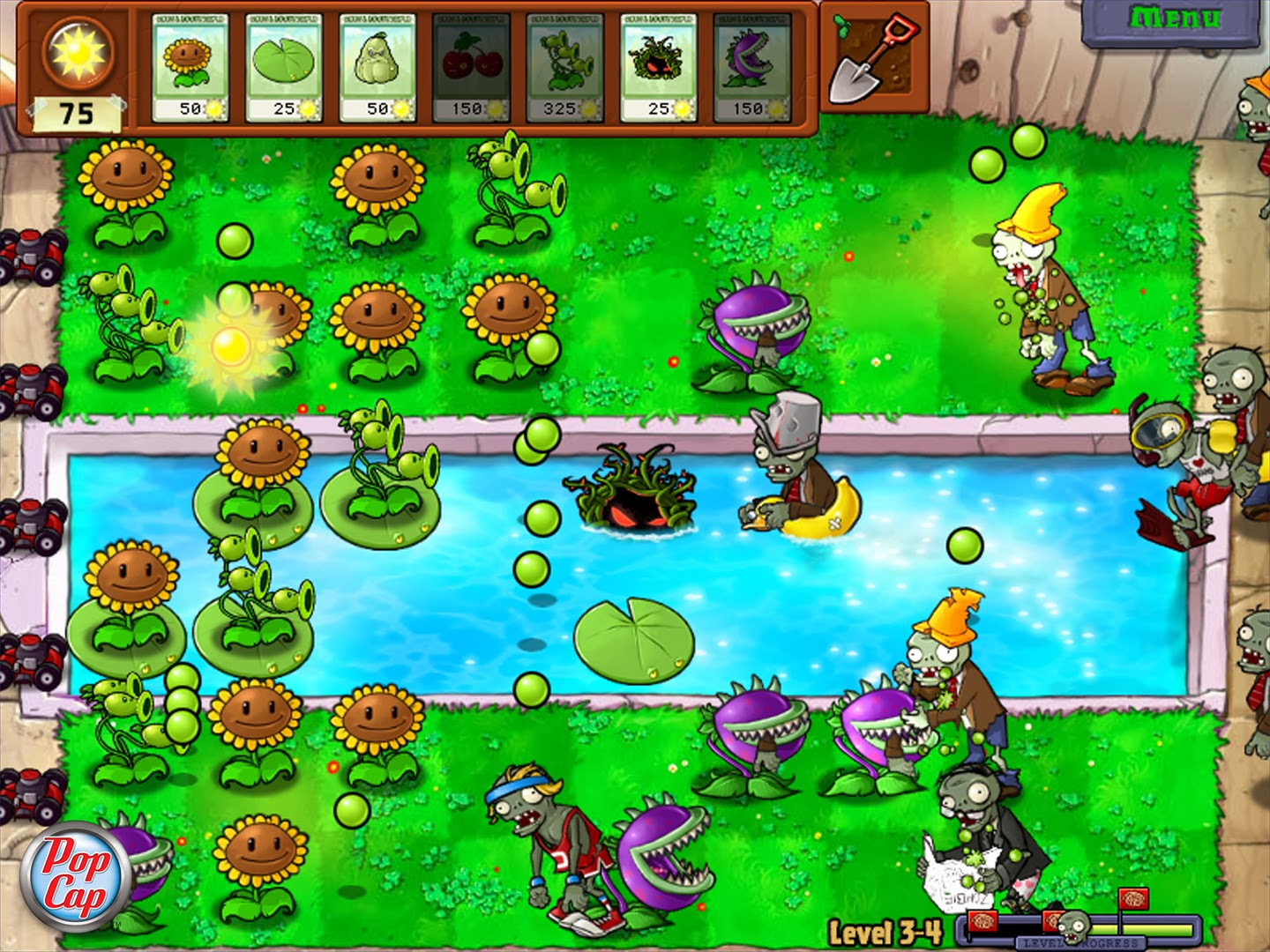 plants vs zombies free download full version pc