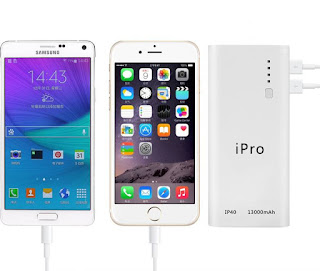 Ipro 13000 mAh Power Bank