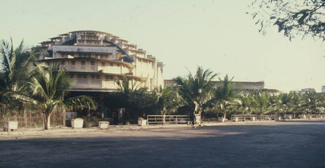 Kampuchea, Mort et Renaissance