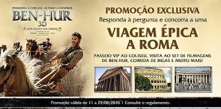 Criar Frase promoção UCI Cinemas Filme Ben-Hur