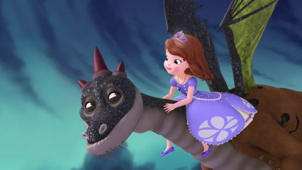 Watch Sofia the First get the amulet back feature The curse of Princess Ivy