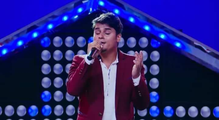 CD Bijaya Adhikari won The Voice of Nepal Title. Winning Moment Video