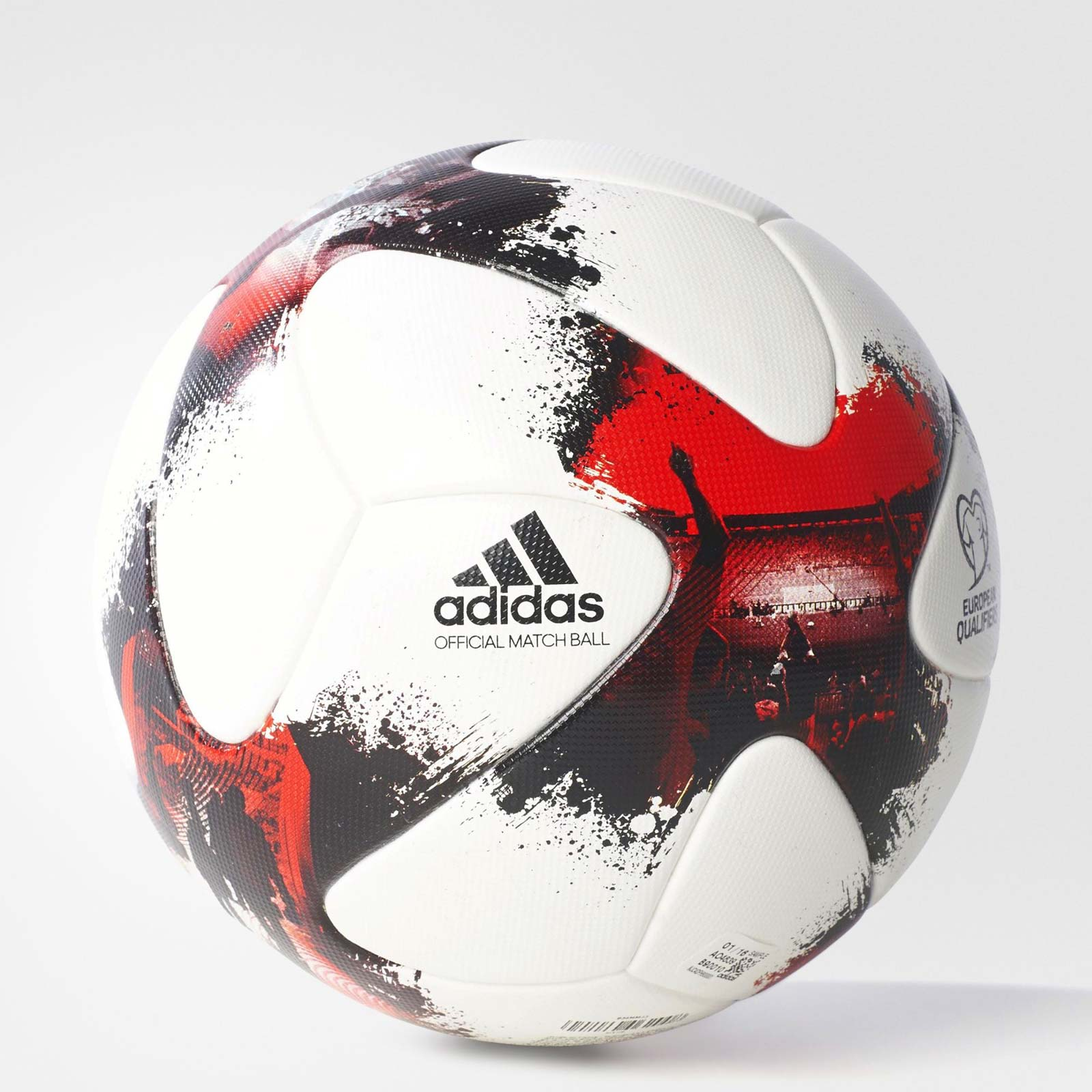 adidas 2018 world cup european qualifiers ball released
