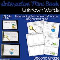 https://www.teacherspayteachers.com/Product/Unknown-Words-Interactive-Mini-Book-RI24-3672174