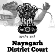 Nayagarh District Court Vacancy 2017
