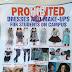 Godfrey Okoye University Prohibited Dresses & Make-Ups for Students