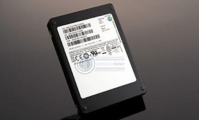 سامسونج تكشف عن قرص تخزين SSD بمساحة 15.36 تيرابايت وبسعر 10$ آلاف دولار