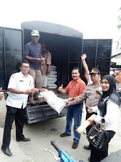 monitoring pengawasan peredaran barang dan jasa, bahan makanan dan minuman