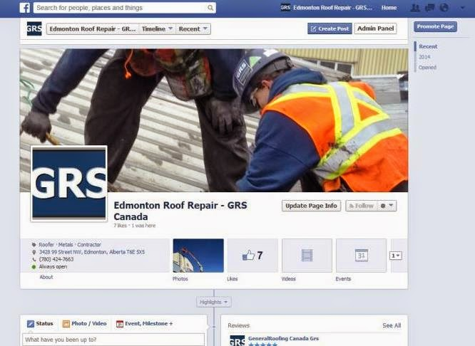 Edmonton Roof Repair And Replacement