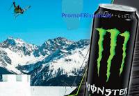 Logo Concorso '' Vai a Solden con Monster'': vinci soggiorno per ''The Audi Nines''