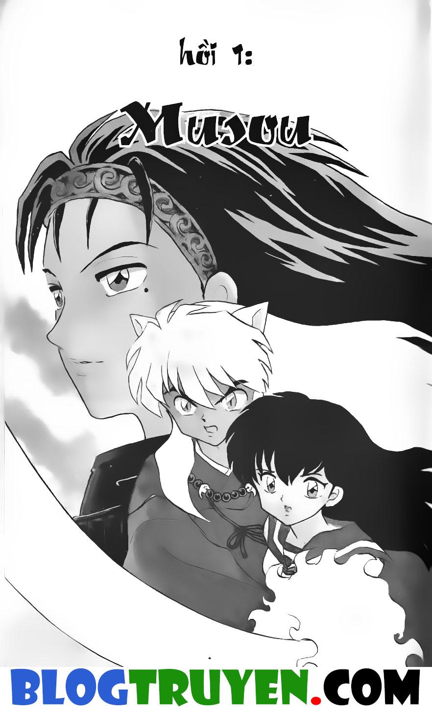 Inuyasha vol 22.1 trang 3