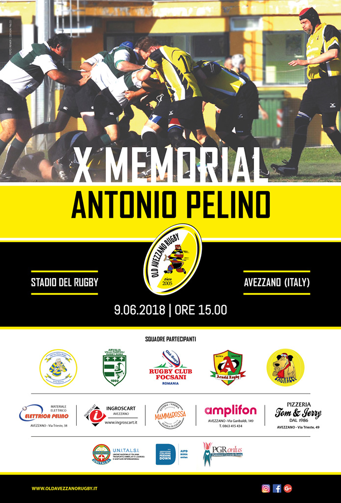 Italian Veterans Rugby Tournament