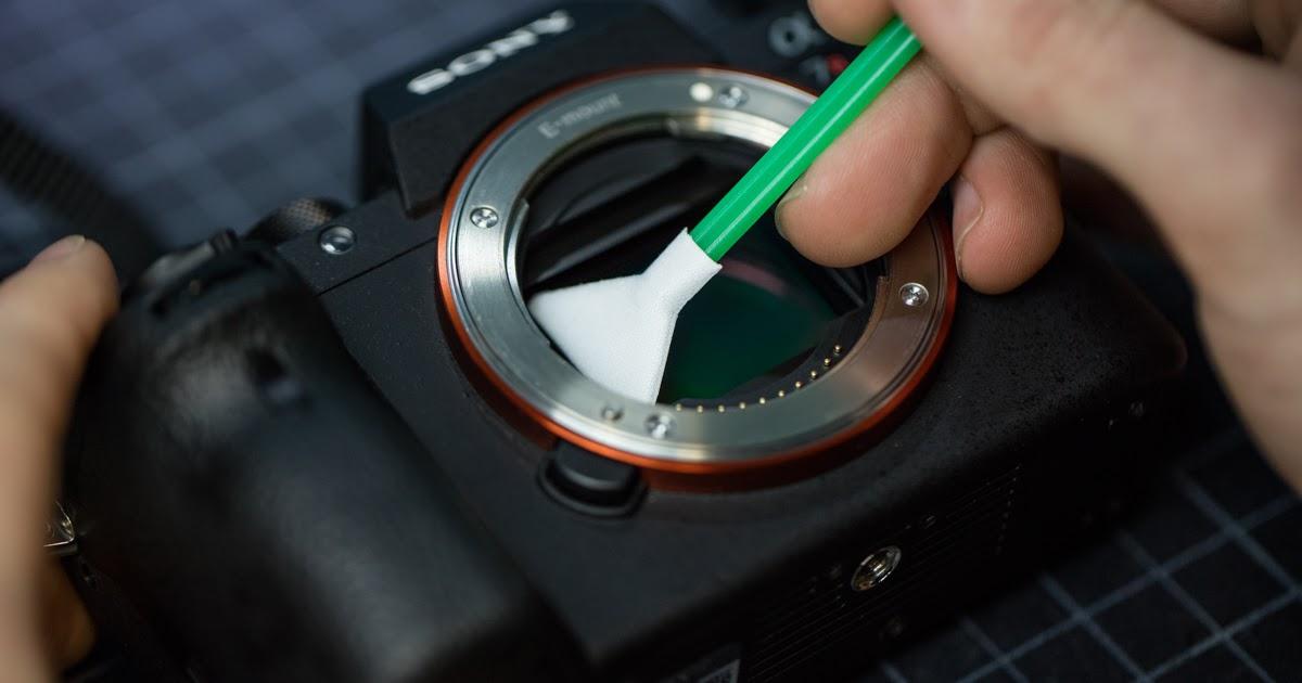 Cara Membersihkan Sensor Kamera Dengan Profesional Blog Banten Kamera