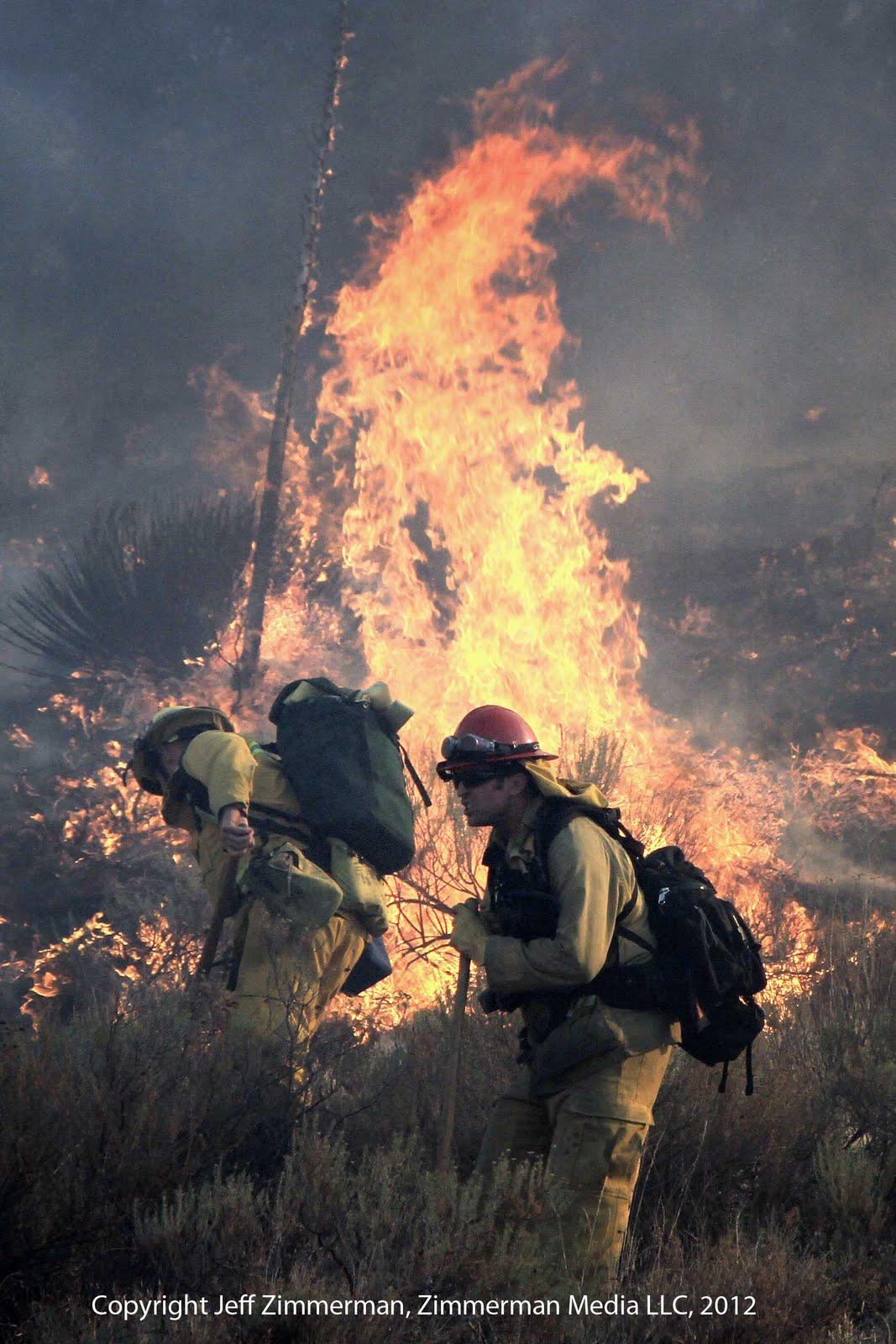Zimmerman Media Llc Wildfire In Acton Ca
