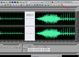 adobe audition tutorial indonesia Buang Noise