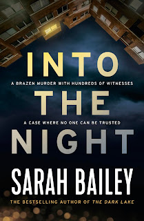 Into the Night by Sarah Bailey cover