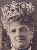 Queen Margherita Italy Savoy Musy Pearl Tiara